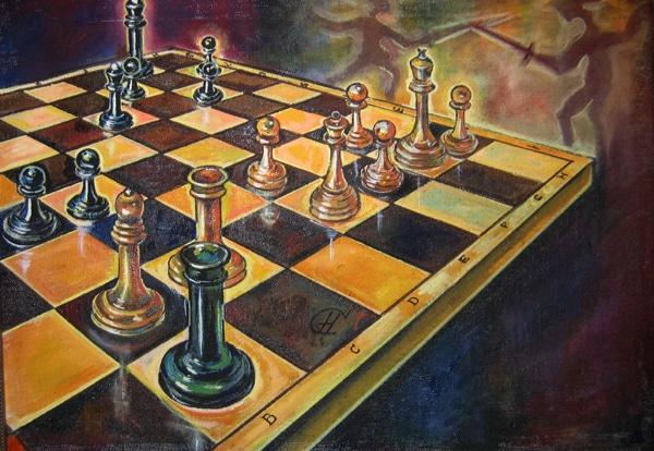 Allen Chi The Queen's Gambit